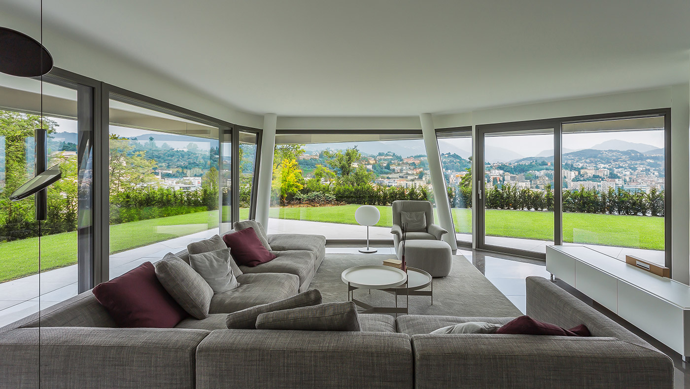 appartamenti design lugano in vendita