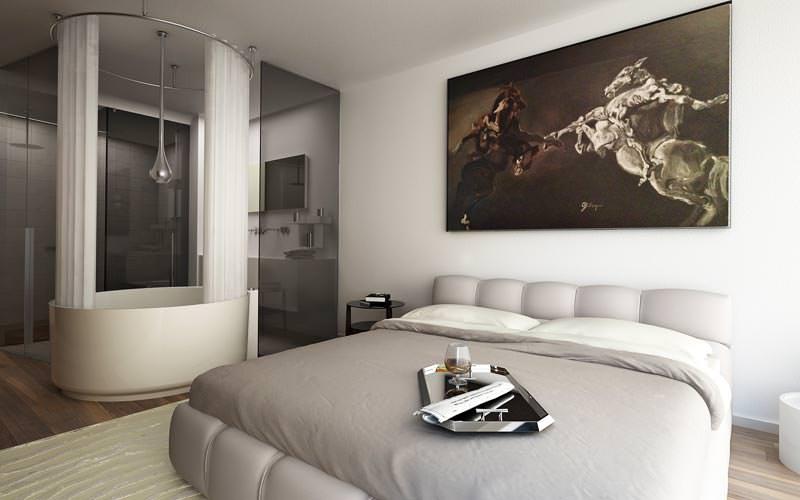 Appartamenti moderni e dal design innovativo lugano ticino for Appartamenti moderni
