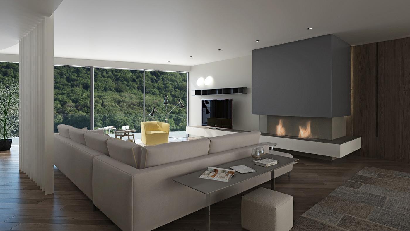 Ville lussuose in svizzera suggerimenti utili per l for Ville lussuose interni