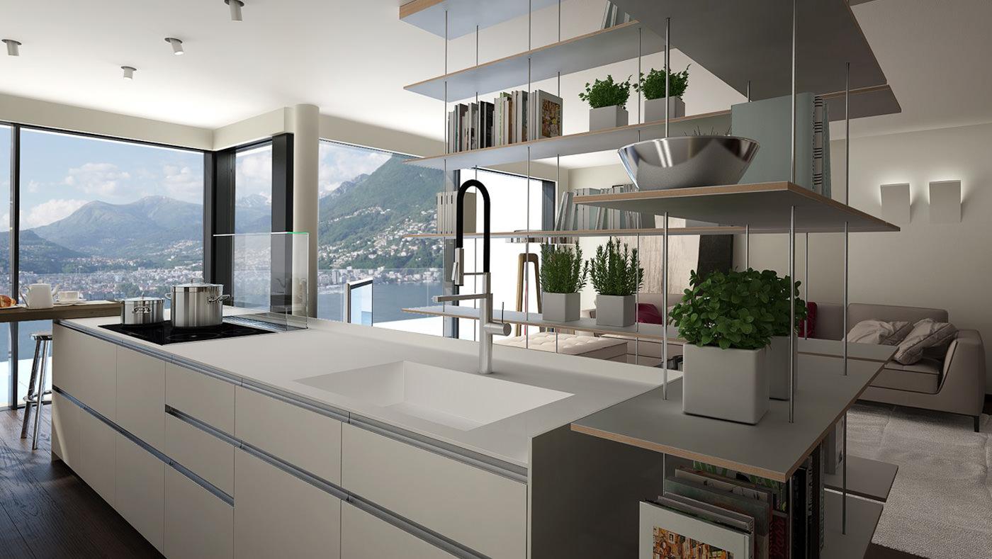 villa lusso svizzera