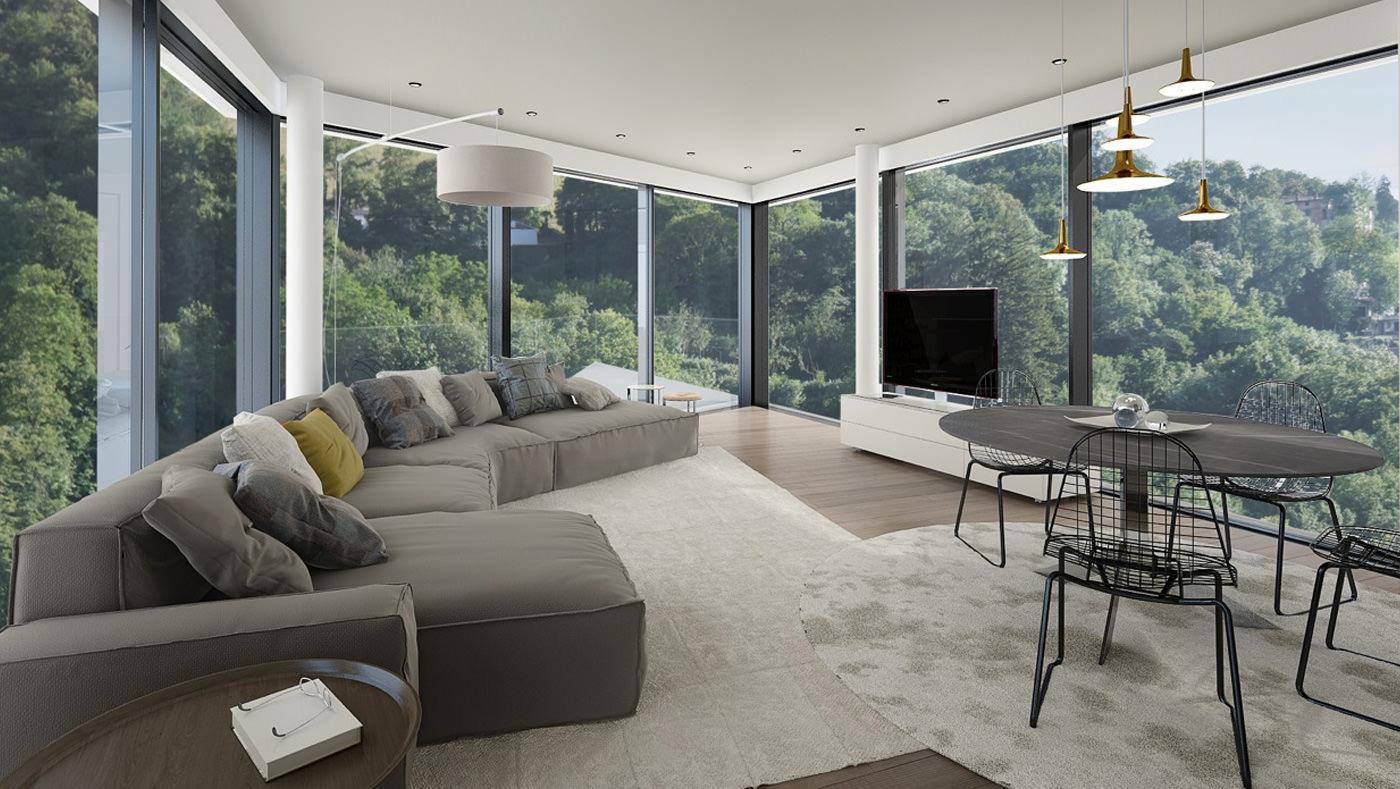 casa di lusso interni 2