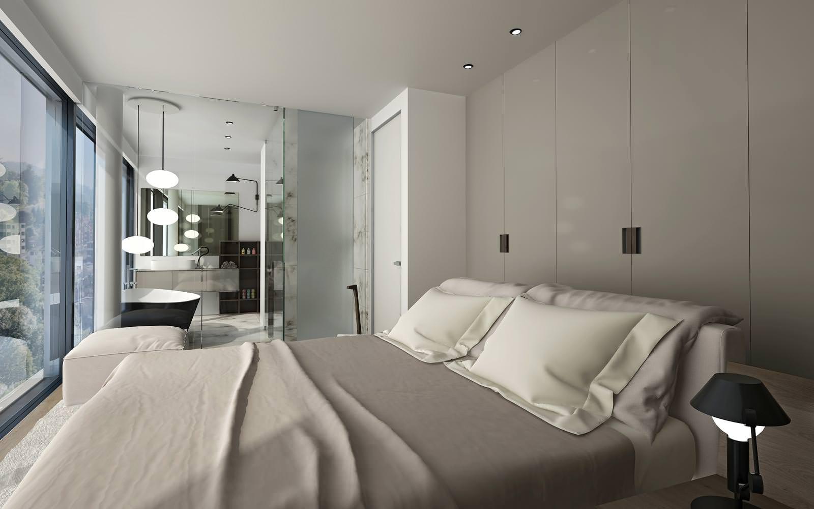 Stili Di Camere Da Letto stile di vita alla residenza interni appartamenti camera da