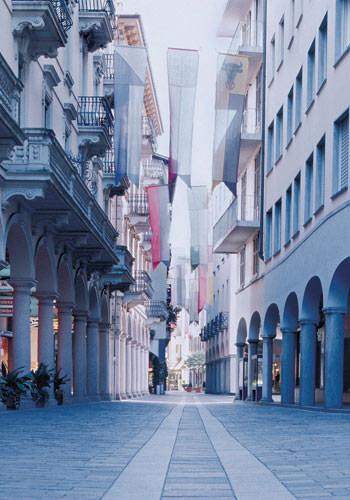 Vivere a Lugano tra benessere arte e sicurezza