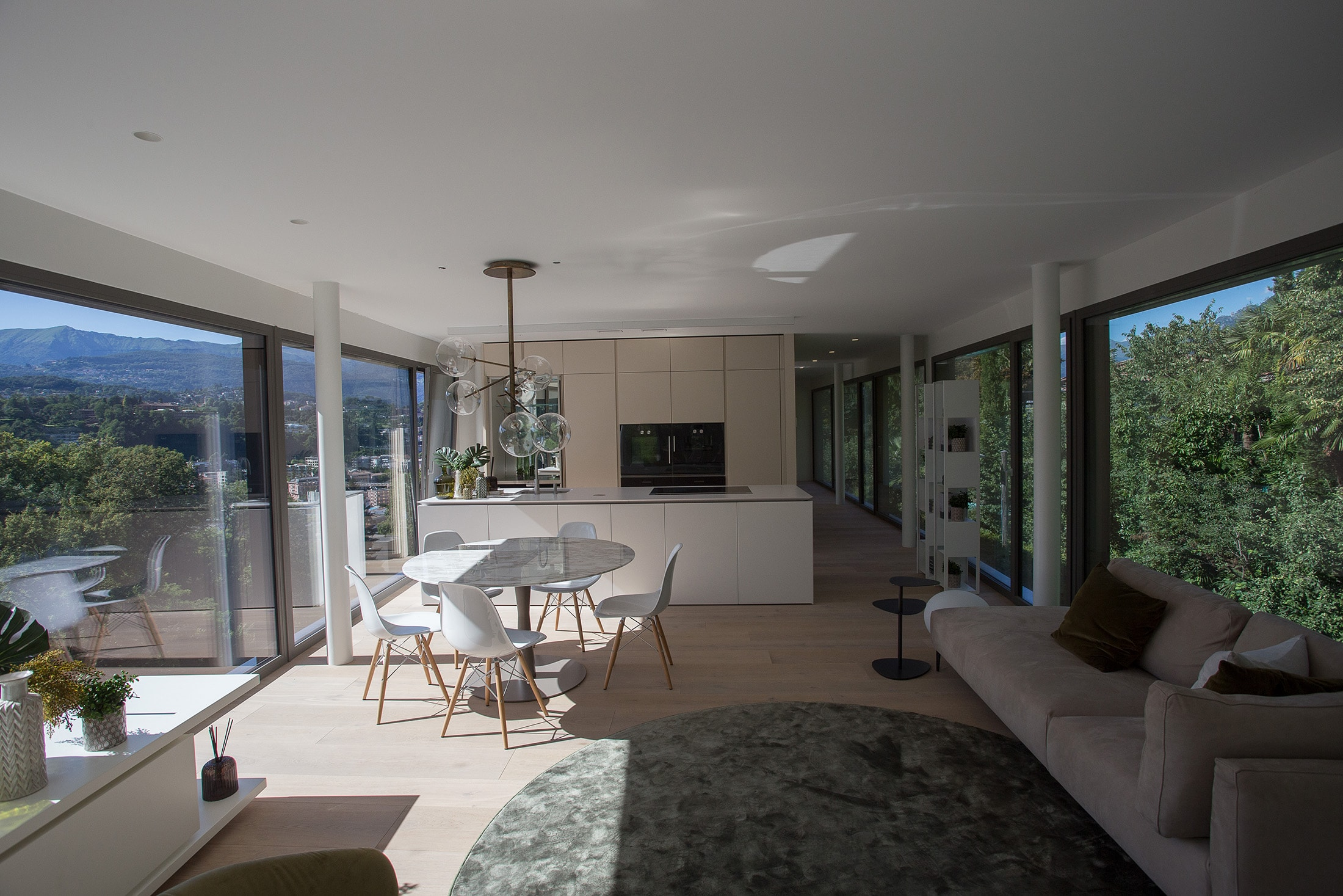 piano 4 appartamento famigliare vita
