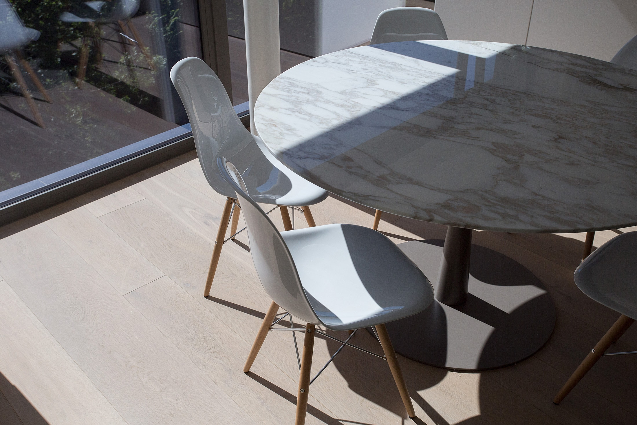 piano 2 tavola di design particolare
