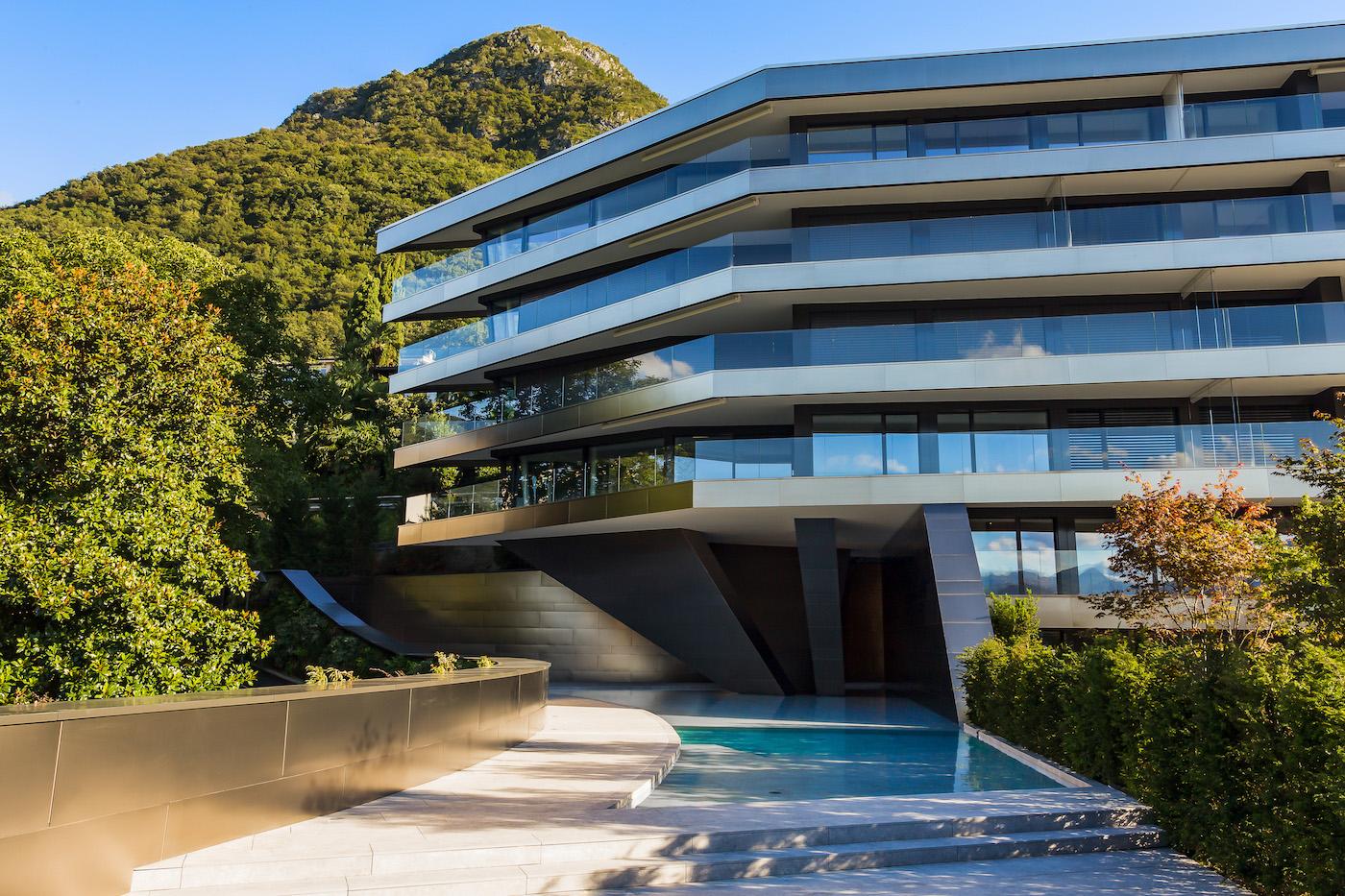 appartamenti vetrate esempio bioedilizia virtuosa