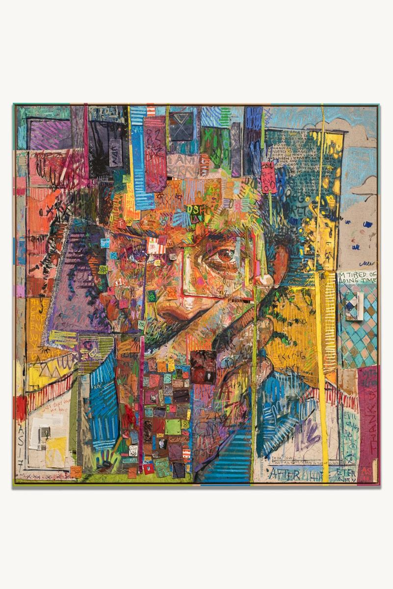 Andrew Salgado Forever dipinto