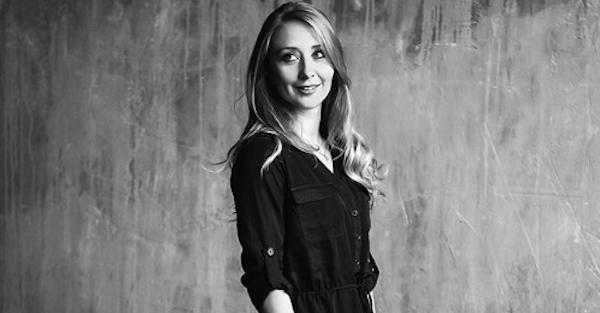 anna kovalchenko white black designer