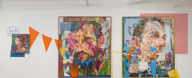Andrew Salgado copertina quadri