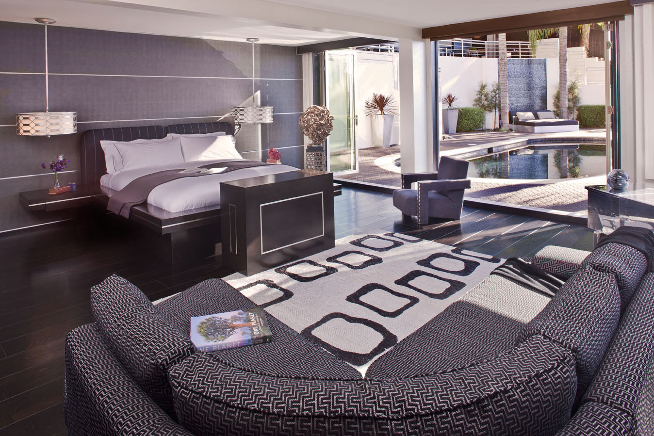 kari whitman bedroom open space