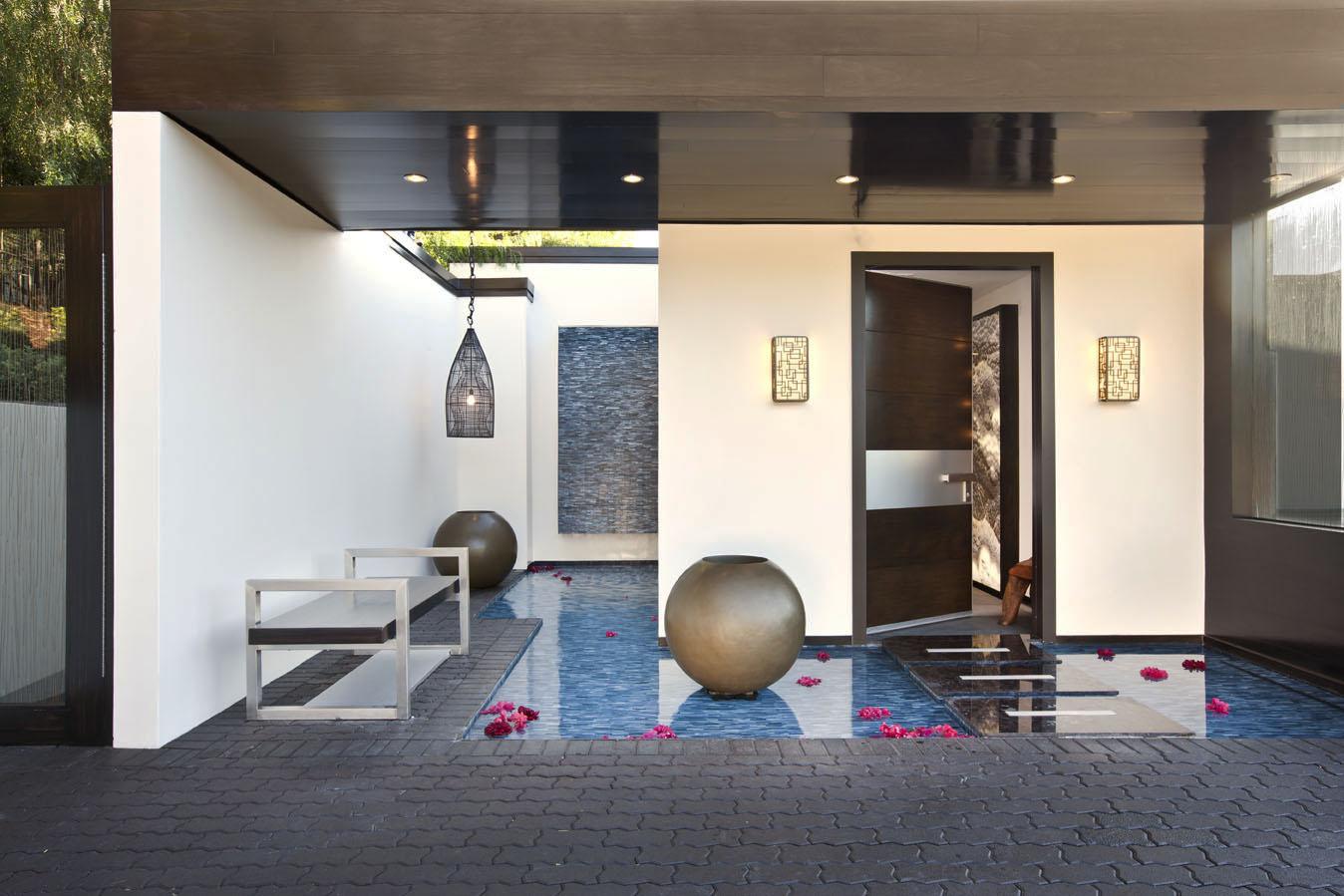 kari whitman blue floor