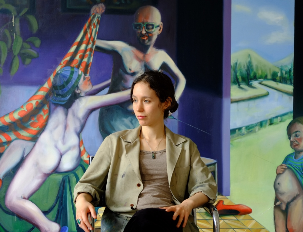Ivana de Vivanco: l'artista cosmopolita dallo stile sorprendente