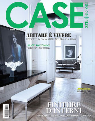 case design stili rivista