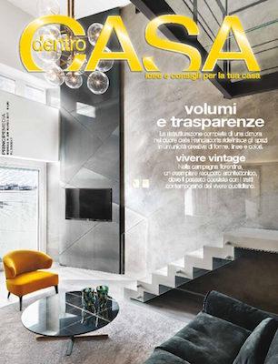 dentro casa dc riviste