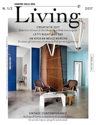 living rivista casa