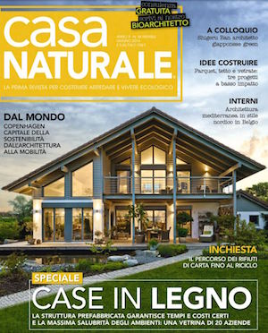 rivista casa naturale