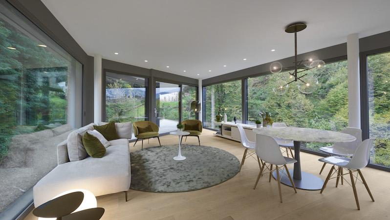 Interni case lussuose guida alla scelta foto nizza for Progetti case interni