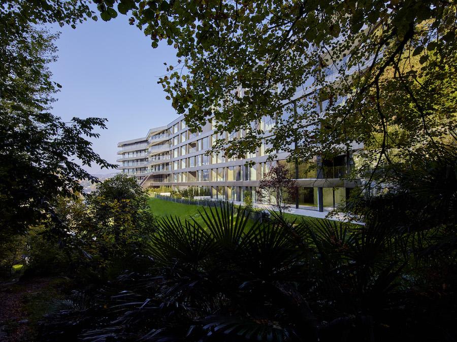 progetto nizza paradise residence