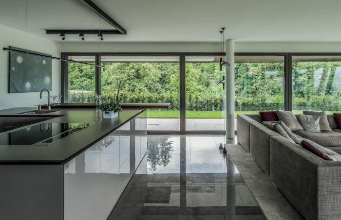 casa design cucina penisola