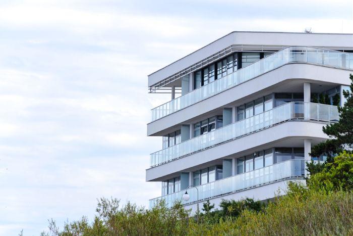 casa design vetrate balconi