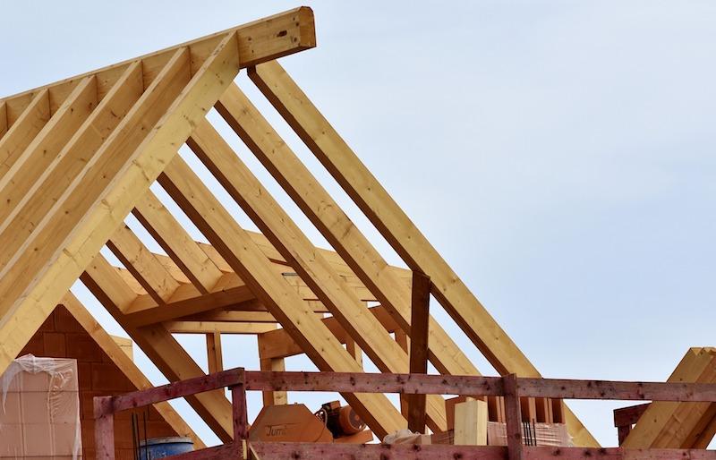 tetto in legno materiali bioedilizia