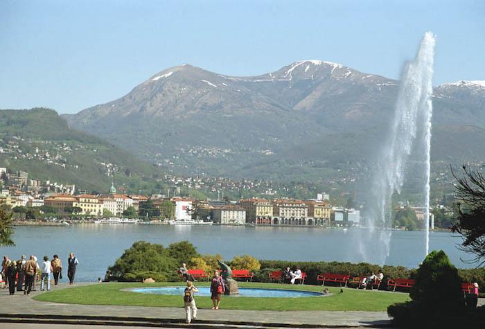Lugano Paradiso: storia, paesaggi e dintorni