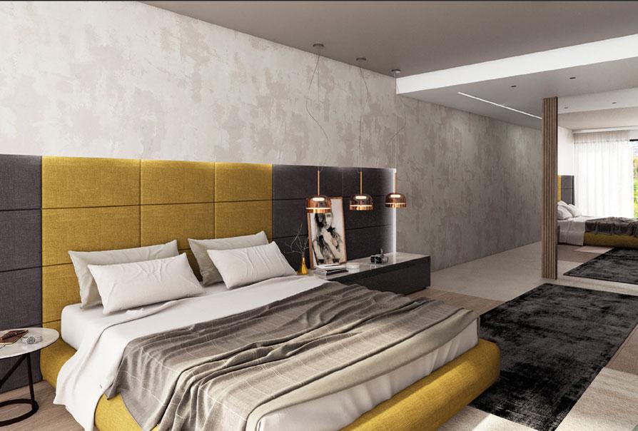 appartamenti design muzzano livello 0 appartamento 1 camera da letto