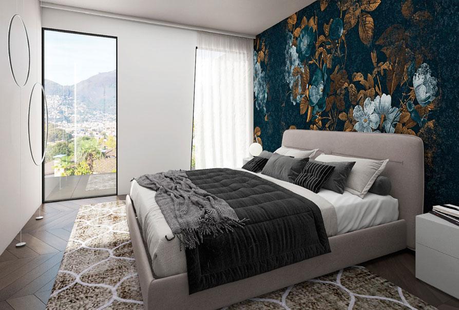 camera da letto bellissima