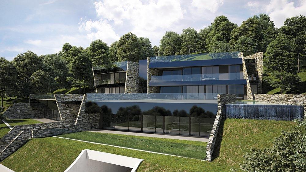 appartamenti design Muzzano Lugano