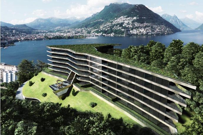 appartamenti moderni lusso nizza paradise