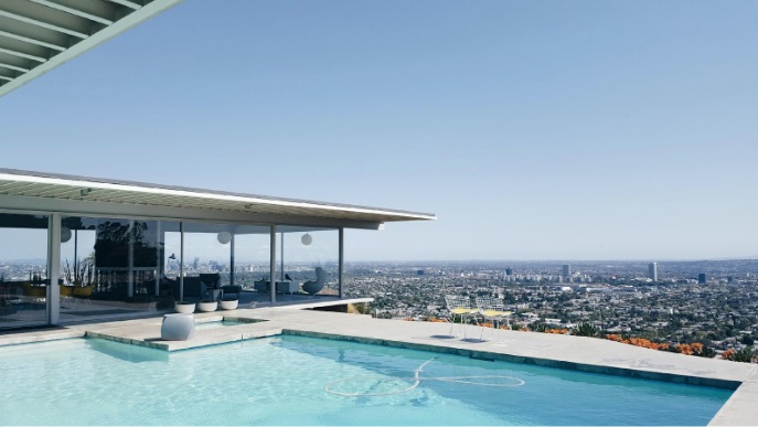 appartamenti moderni lusso piscina