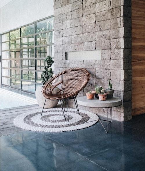 arredo stile minimal per villa lussuosa
