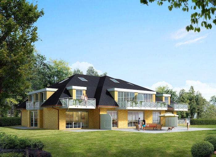 casa nel verde monofamiliare
