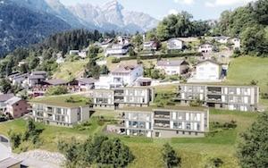 villette graziose thusis svizzera